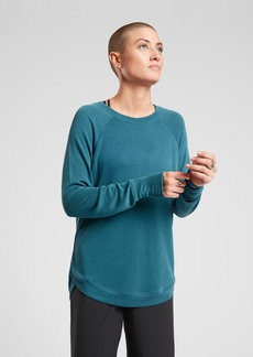 Athleta Serene Mindset Sweatshirt