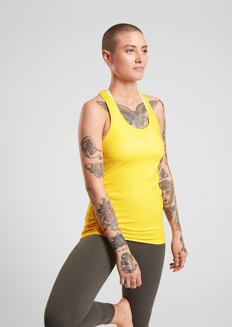 Athleta Shanti Tank In Powervita&#153 27&#39&#39