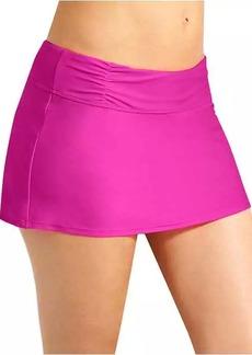 Athleta Shirred Band Swim Skirt 2
