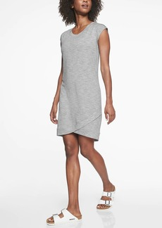Athleta Short Sleeve Criss Cross Dress
