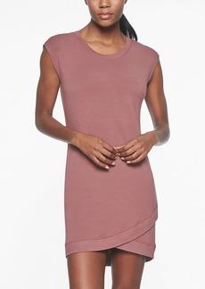 Short Sleeve Criss Cross Dress