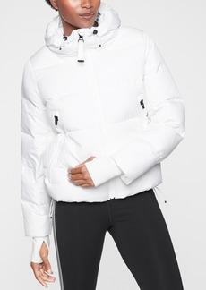 Athleta Snow Down Jacket