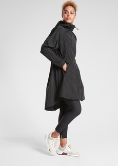 Athleta Solar Wind & Rain Anorak