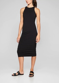 Athleta Solid Sunkissed Midi Dress