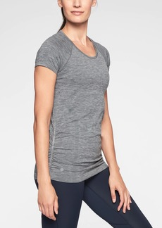 Athleta Speedlight Heather Tee