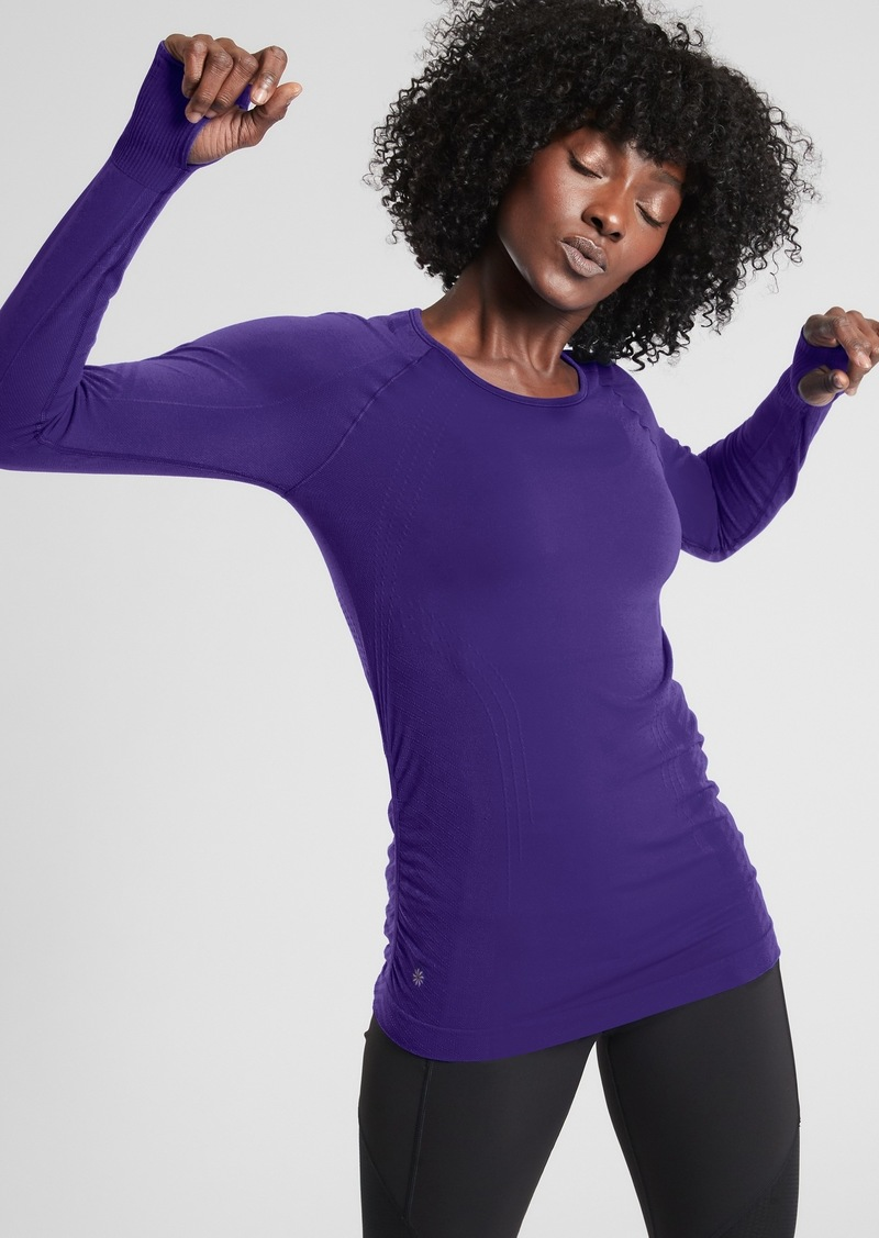 Athleta Speedlight Top