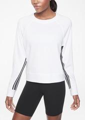 Athleta Sport Stripe Sweatshirt