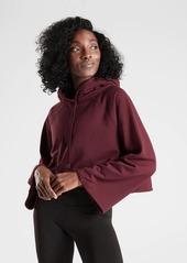 Athleta Steady State Crop Sweatshirt