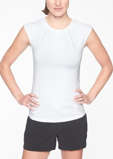 Athleta Stinson Back Zip Tank