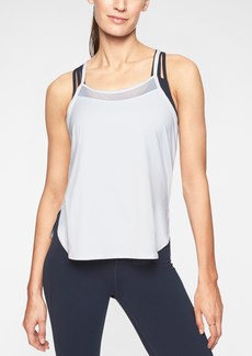 Athleta Strappy Back Chi Tank