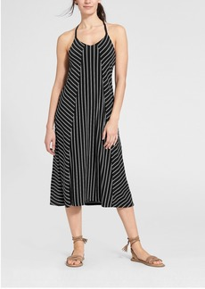 Athleta Stripe Mix Dress