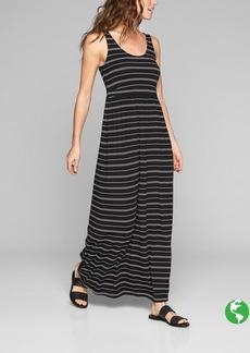 Athleta Striped Maxi Dress