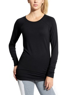 Athleta Studio Cinch Sweatshirt