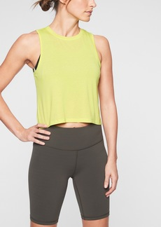 Athleta Studio Crop Tank