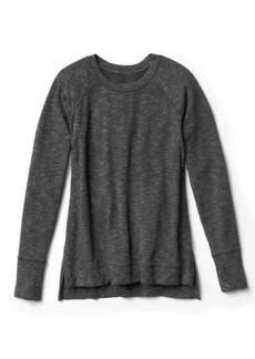 Studio Side Slit CYA Sweatshirt