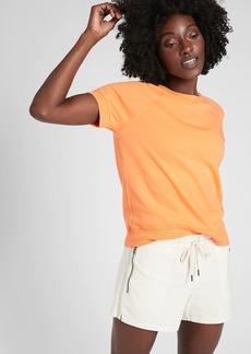 Athleta Sundown Sweatshirt Tee