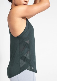 Athleta T Back Lattice Tank