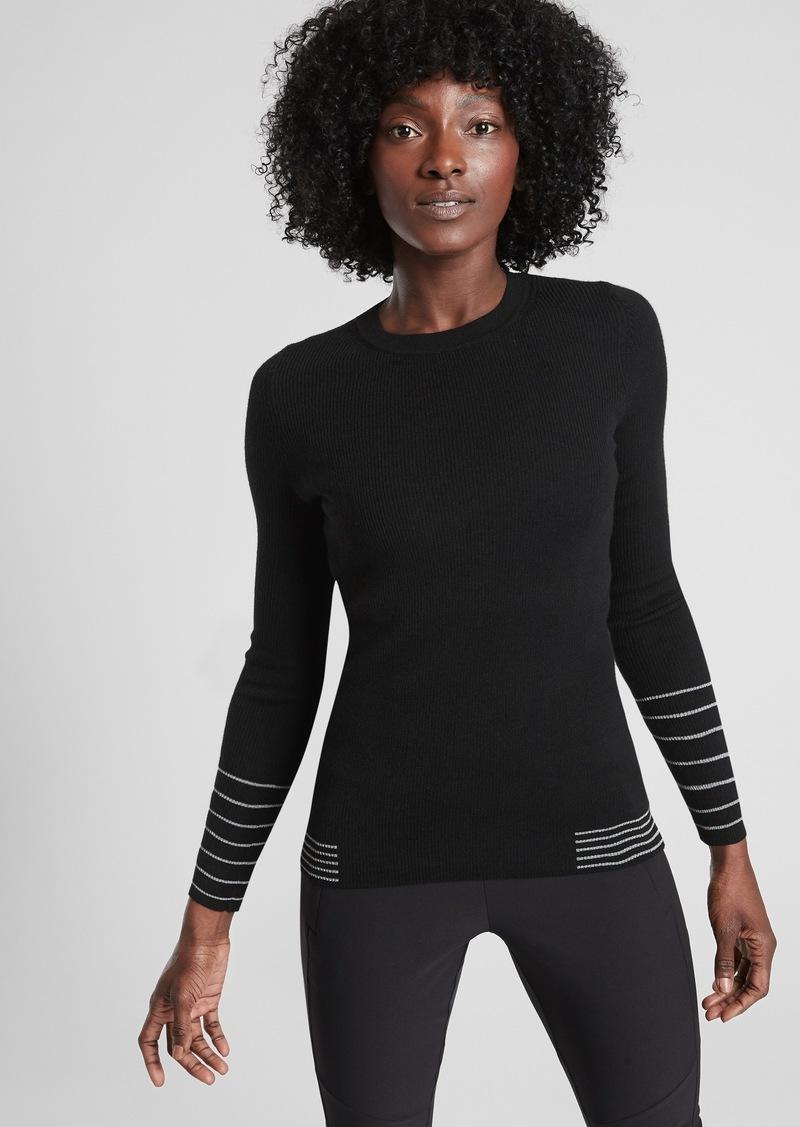 Athleta Table Rock Sweater