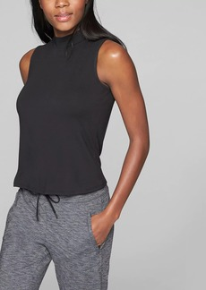 Athleta Threadlight Turtleneck Tank