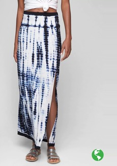 Athleta Tie Dye Marina Maxi Skirt
