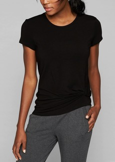Athleta Ultimate Side Knot Tee