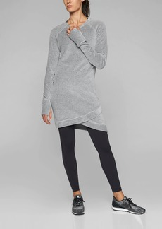 Athleta Velour Criss Cross Dress