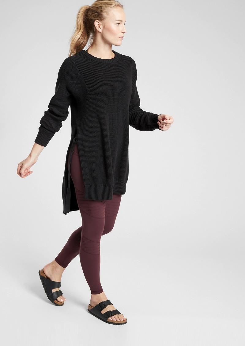 Athleta West End Tunic Sweater