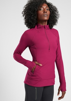 Athleta Whittier Peak Half Zip