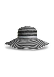 Athleta Wide Brim Ribbon Hat