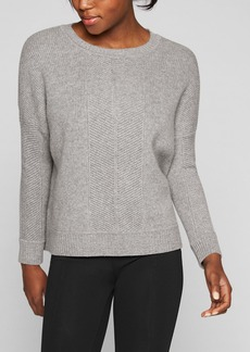 Athleta Wool Cashmere Habitat Sweater
