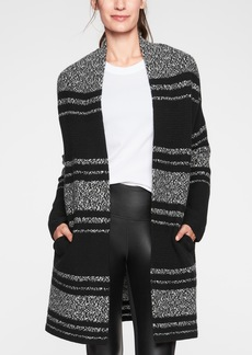 Athleta Wool Cashmere Panorama Point Sweater Wrap