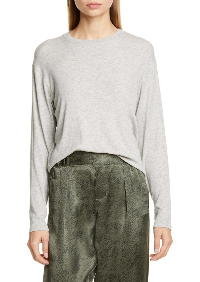 ATM Anthony Thomas Melillo Boy Stretch Modal Sweater