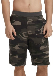 ATM Anthony Thomas Melillo Camouflage-Print French Terry Sweat Shorts