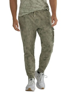 ATM Anthony Thomas Melillo Cotton French Terry Abstract Camo Regular Fit Jogger Pants