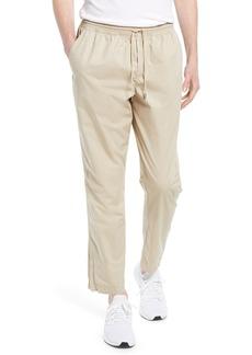 ATM Anthony Thomas Melillo Cotton Poplin Drawstring Pants