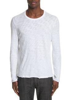 ATM Anthony Thomas Melillo Destroyed Long Sleeve T-Shirt