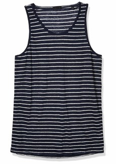 ATM Anthony Thomas Melillo Men's Linen Jersey Tank
