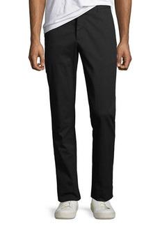ATM Anthony Thomas Melillo Men's Slim Enzyme-Washed Stretch-Canvas Pants