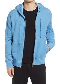 ATM Anthony Thomas Melillo Men's Zip-Up Hoodie Jacket