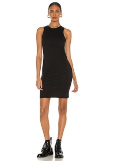 ATM Anthony Thomas Melillo Modal Jersey Twist Sleeveless Dress