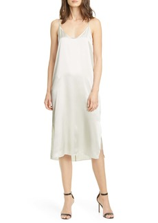 ATM Anthony Thomas Melillo Silk Slipdress