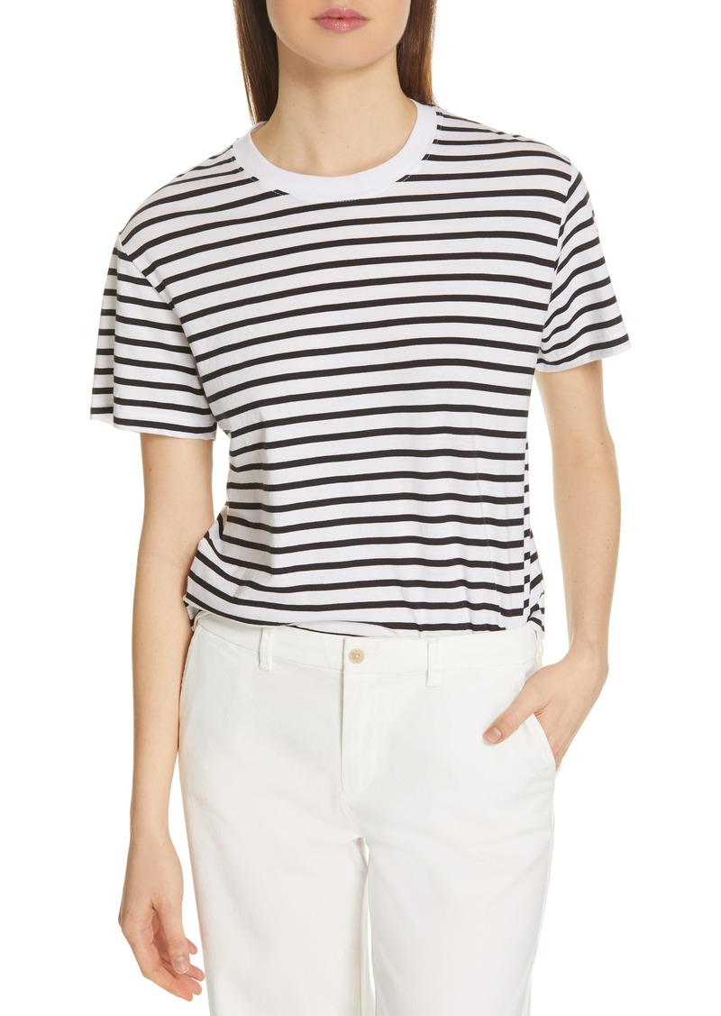 ATM Anthony Thomas Melillo Stripe Boy Tee