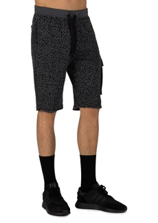 ATM Anthony Thomas Melillo Terry Animal Sweat Shorts