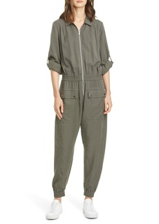 ATM Anthony Thomas Melillo Washed Utility Jumpsuit