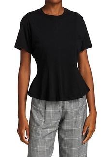 ATM Anthony Thomas Melillo Classic Jersey Crewneck T-Shirt