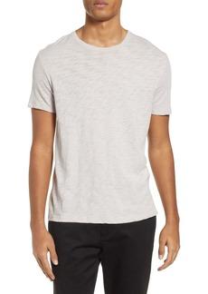 ATM Anthony Thomas Melillo Crew Neck Slub T-Shirt