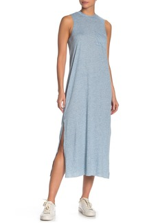 ATM Anthony Thomas Melillo Donegal Pocket Midi Dress