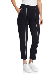 ATM Anthony Thomas Melillo French Terry Track Pants w/ Piping