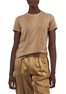 ATM Anthony Thomas Melillo Print Slub Jersey School Boy T-Shirt