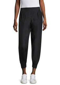 ATM Anthony Thomas Melillo Pull-On Silk Pants